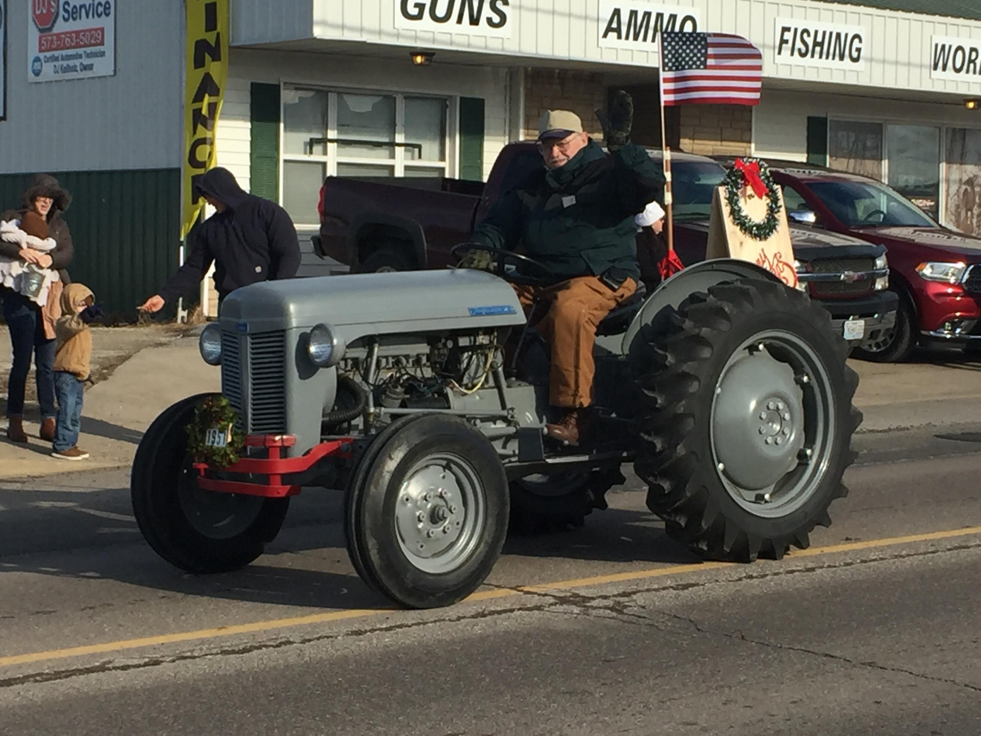 The Ferguson Tractor   Sundown Trail